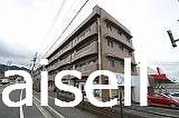 広島県広島市佐伯区八幡東3丁目の賃貸マンションの外観
