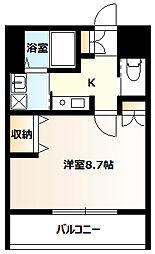 KIGARL21[305号室]の間取り