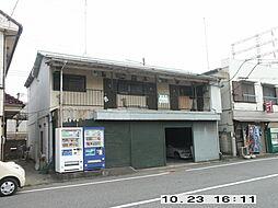 松岡荘[201号室]の外観