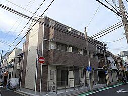 カーサ蒔田[3階]の外観