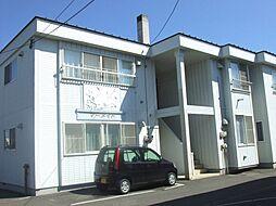 ピースフルタウン マーメイド[102号室]の外観