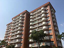 第5労住マンション[5階]の外観