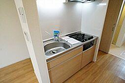 JURI IIIのキッチンでお料理をお楽しみください