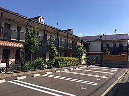 大阪府泉大津市松之浜町2丁目の賃貸アパートの外観