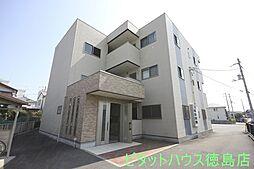フォブール東吉野[1階]の外観