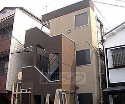 京都府京都市上京区御前通仁和寺街道上る下竪町の賃貸マンションの外観