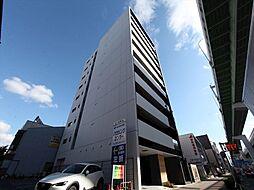 愛知県名古屋市北区黒川本通3丁目の賃貸マンションの外観