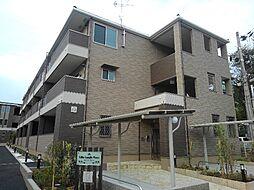 JR片町線(学研都市線) 鴻池新田駅 徒歩13分の賃貸アパート