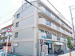 クレセントマンション[2階]の外観