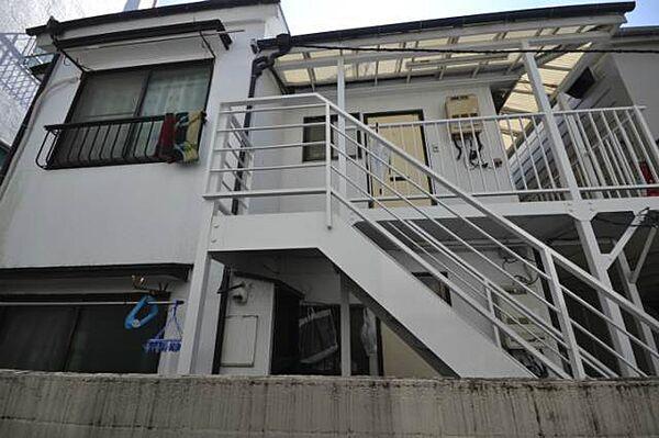 ホワイトメゾン 2階の賃貸【東京都 / 新宿区】