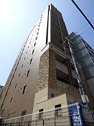 エステムコート心斎橋イーストIIラヴァンツァ[13階]の外観