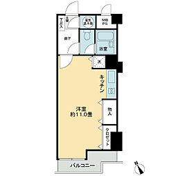 ライオンズマンション白金第3[2階]の間取り