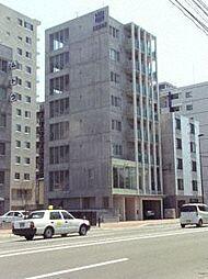 アンビシャス北大前[5階]の外観