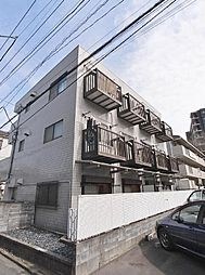 越山マンション[3階]の外観