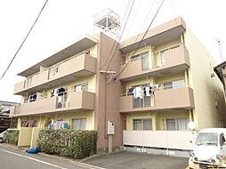福岡県北九州市戸畑区中原西3丁目の賃貸マンションの外観