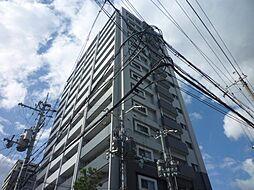 クリスタルグランツ江坂広芝町[403号室]の外観