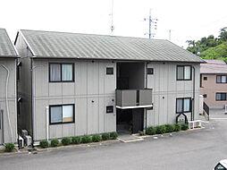 広島県呉市焼山北3丁目の賃貸アパートの外観