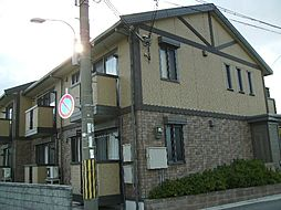 アルコバレーノIII[2階]の外観