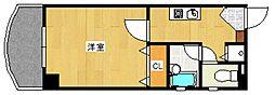 メゾン・ド・プレミス[6階]の間取り