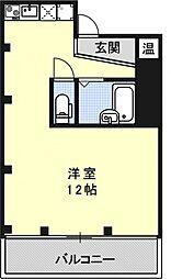 KAWARAMATI PLACE[404号室号室]の間取り