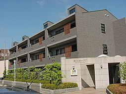 京都府宇治市小倉町南浦の賃貸マンションの外観