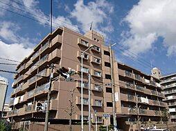 大阪府豊中市北条町1丁目の賃貸マンションの外観