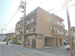 大阪府豊中市永楽荘1丁目の賃貸マンションの外観