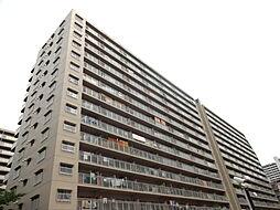 ファミールハイツ北大阪[6階]の外観