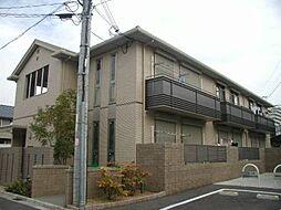 大阪府東大阪市鴻池本町の賃貸アパートの外観