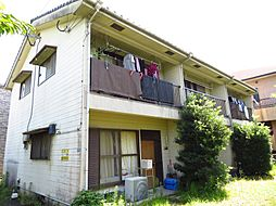 KCハイツ A棟[2階]の外観