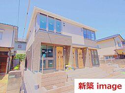 仮)FALDA.T海田新築アパート[1階]の外観