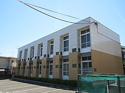 神奈川県相模原市緑区原宿4の賃貸アパートの外観