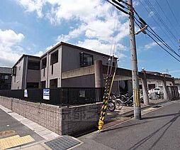 京都府城陽市枇杷庄出羽の賃貸マンションの外観