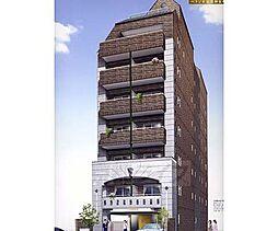 京都府京都市中京区三条通大宮西入2丁目下る今新在家西町の賃貸マンションの外観