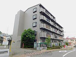 東京都町田市成瀬6丁目の賃貸マンションの外観