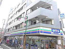 東京都目黒区碑文谷6丁目の賃貸マンションの外観