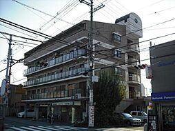 大阪府大阪市平野区瓜破3丁目の賃貸マンションの外観
