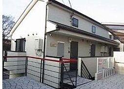 神奈川県川崎市多摩区西生田4の賃貸アパートの外観
