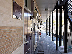 兵庫県神戸市北区谷上南町の賃貸アパートの外観