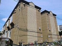 ベルノール文京台[2階]の外観