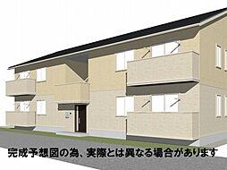 徳島県徳島市佐古八番町の賃貸アパートの外観