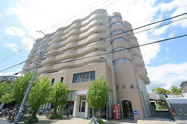 仁川リバーサイドヒルズ[7階]の外観
