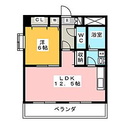 猿投駅 6.0万円