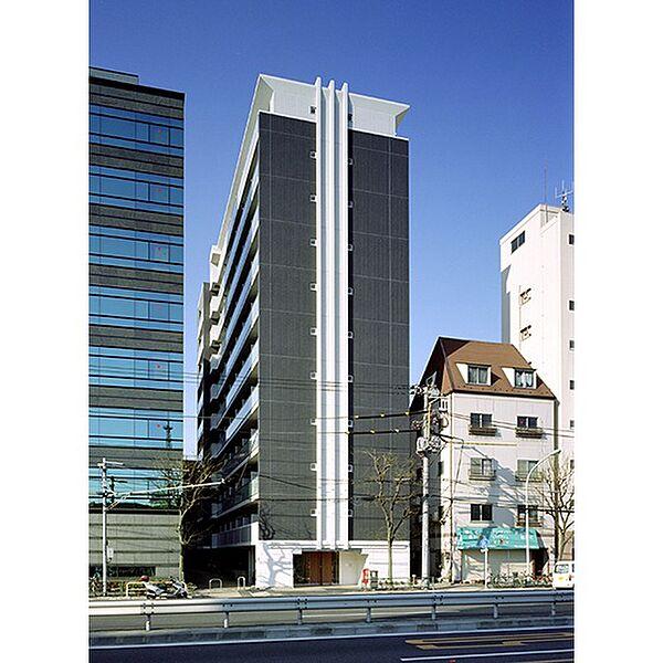 東京都目黒区中目黒3丁目の賃貸マンション
