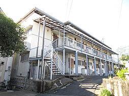 奈良県奈良市敷島町1丁目の賃貸アパートの外観
