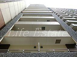 大阪府大阪市中央区中寺2丁目の賃貸マンションの外観
