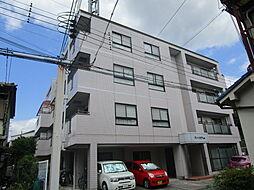 大阪府高槻市緑が丘1丁目の賃貸マンションの外観