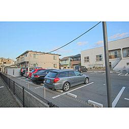 岡山県岡山市中区祇園の賃貸アパートの外観
