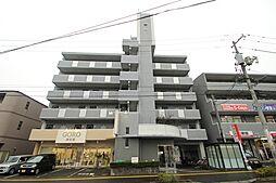 広島県広島市安佐北区亀山2丁目の賃貸マンションの外観
