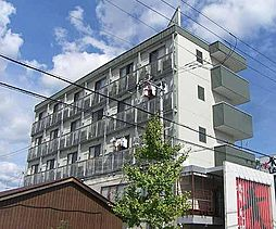 京都府京都市中京区西ノ京船塚町の賃貸マンションの外観